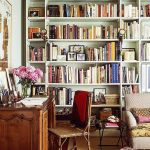 Inspiring Home Library Design and Decorations 26