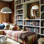 Inspiring Home Library Design and Decorations 29