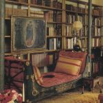 Inspiring Home Library Design and Decorations 45