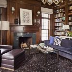 Inspiring Home Library Design and Decorations 48