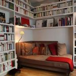 Inspiring Home Library Design and Decorations 9