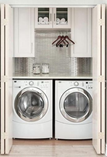 Inspiring Laundry Room Design Ideas 10