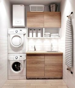 Inspiring Laundry Room Design Ideas 7