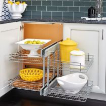Brilliant Kitchen Rev A Shelf Ideas 22
