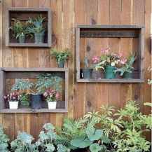 Simple DIY Vertical Garden Ideas 33