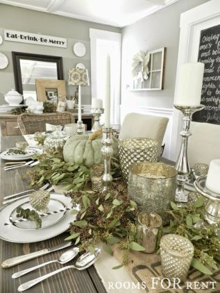 Trending Fall Home Decorating Ideas 188