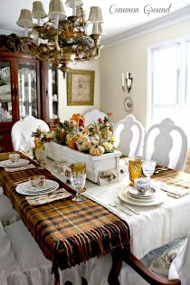Trending Fall Home Decorating Ideas 222