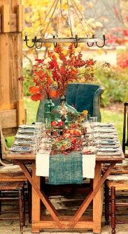 Trending Fall Home Decorating Ideas 35