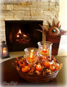 Trending Fall Home Decorating Ideas 70
