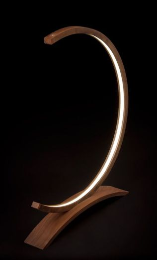 Amazing Wood Lamp Sculpture for Home Decoratios 16