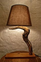 Amazing Wood Lamp Sculpture for Home Decoratios 63