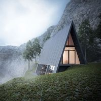Cliff House Architecture Design and Concept 11