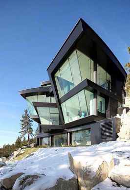 Cliff House Architecture Design and Concept 18