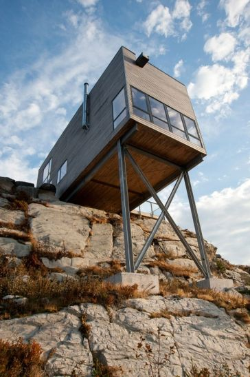 Cliff House Architecture Design and Concept 20