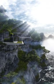 Cliff House Architecture Design and Concept 53