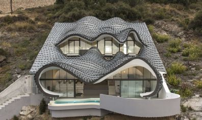 Cliff House Architecture Design and Concept 82