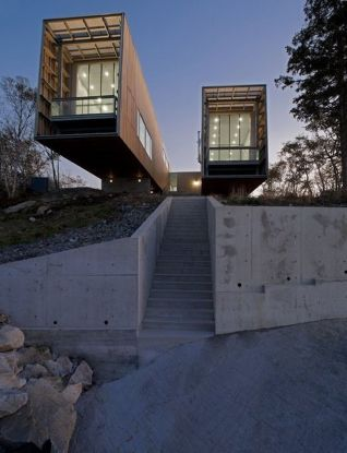 Cliff House Architecture Design and Concept 86