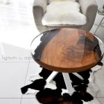 Awesome Resin Wood Table Project 31