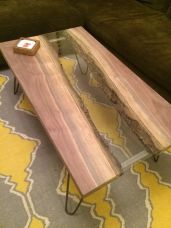Awesome Resin Wood Table Project 52