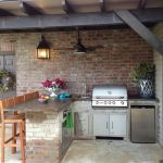 Awesome Yard and Outdoor Kitchen Design Ideas 13