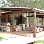 Awesome Yard and Outdoor Kitchen Design Ideas 19
