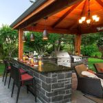 Awesome Yard and Outdoor Kitchen Design Ideas 4