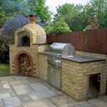 Awesome Yard and Outdoor Kitchen Design Ideas 45