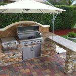 Awesome Yard and Outdoor Kitchen Design Ideas 53