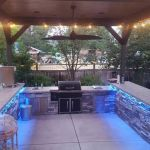 Awesome Yard and Outdoor Kitchen Design Ideas 7