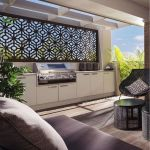 Awesome Yard and Outdoor Kitchen Design Ideas 8