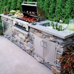 Awesome Yard and Outdoor Kitchen Design Ideas 9