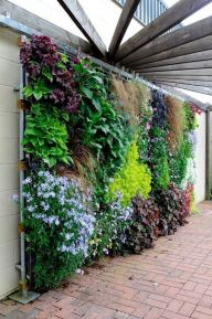 Inspiring Vertical Garden Ideas for Small Space 34