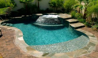 Awesome Small Pool Design for Home Backyard 22