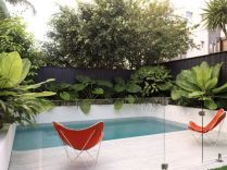 Awesome Small Pool Design for Home Backyard 25