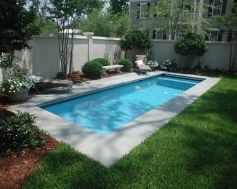 Awesome Small Pool Design for Home Backyard 28