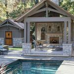 Awesome Small Pool Design for Home Backyard 3