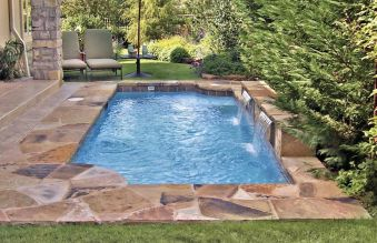 Awesome Small Pool Design for Home Backyard 30
