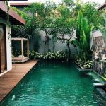 Awesome Small Pool Design for Home Backyard 41