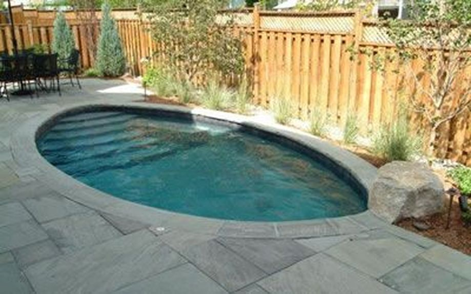 Awesome Small Pool Design for Home Backyard 1