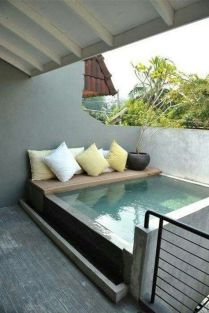 Awesome Small Pool Design for Home Backyard 52