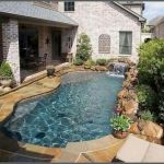 Awesome Small Pool Design for Home Backyard 55