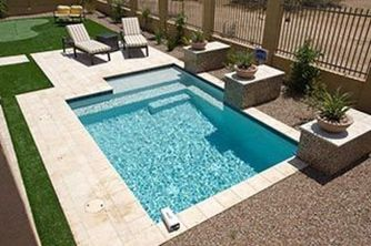 Awesome Small Pool Design for Home Backyard 63
