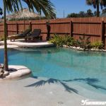 Awesome Small Pool Design for Home Backyard 9