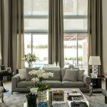 Awesome Tall Curtains Ideas for Living Room 3