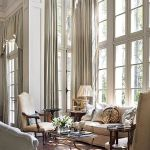 Awesome Tall Curtains Ideas for Living Room 61