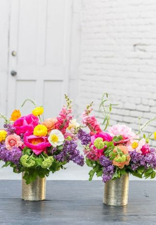 100 Beauty Spring Flowers Arrangements Centerpieces Ideas 103