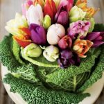 100 Beauty Spring Flowers Arrangements Centerpieces Ideas 25