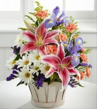 100 Beauty Spring Flowers Arrangements Centerpieces Ideas 30