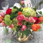 100 Beauty Spring Flowers Arrangements Centerpieces Ideas 36
