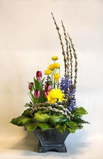 100 Beauty Spring Flowers Arrangements Centerpieces Ideas 55